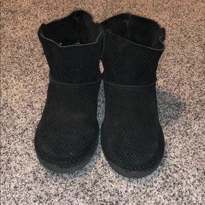 UGG Boots Short Black 6